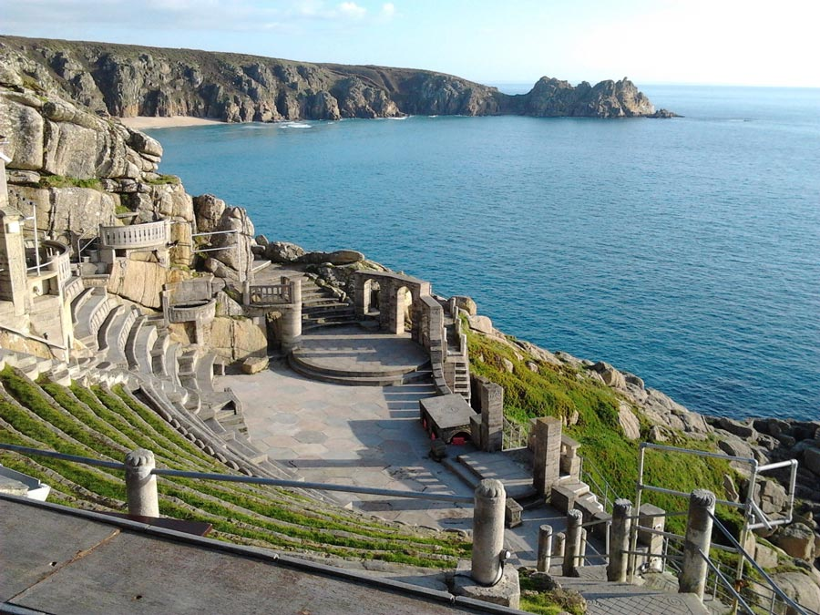 Outdoor Theatre in Cornwall this summer….