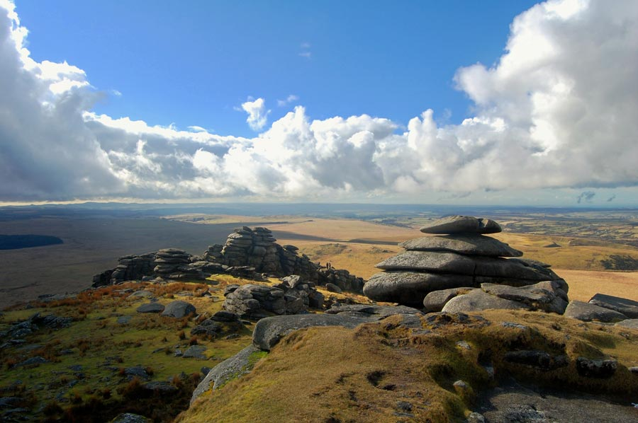 Walking the Tors